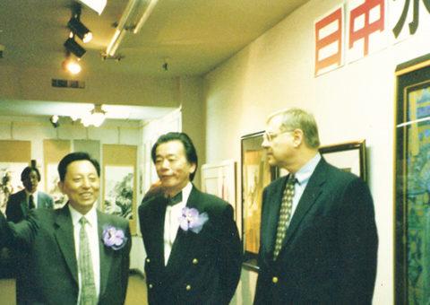 1994-丁紹光実行委員長