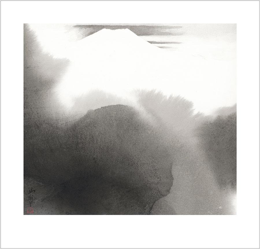 馬驍「富士山」(No.MJ00002)